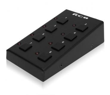 8 Button Remote Control Switch