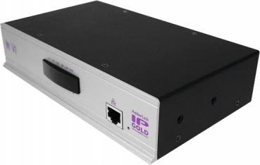 AdderLink IP Gold. Stand Alone KVMA Over IP Unit (DVI-i, PS/2 & USB)