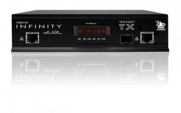 ALIF2002P AdderLink Infinity Dual:DVI, USB, Audio, RS232 Set