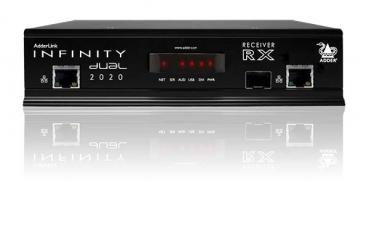 ALIF2020R AdderLink Infinity Dual, Dual Head Single Link Receiver