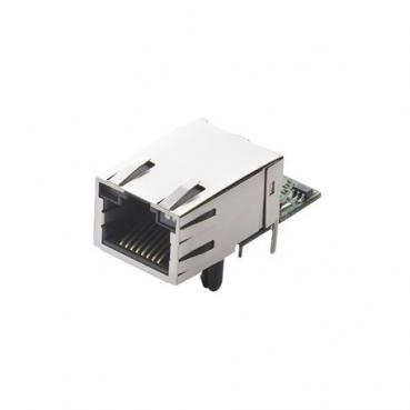 Embedded device server, drop-in module, TTL, 10/100M Ethernet with RJ45, -40 to