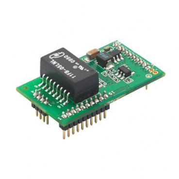 Embedded device server for TTL devices, drop-in module, up to 230.4Kbps, withou