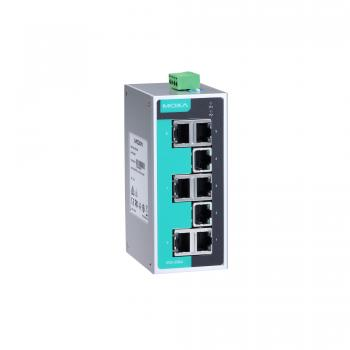 Entry-level Unmanaged Ethernet Switch with 8 10/100BaseT(X) ports, -10 to 60°C