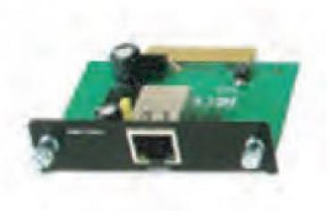 Ethernet module with 1 10/100BaseTX port with RJ45 connector