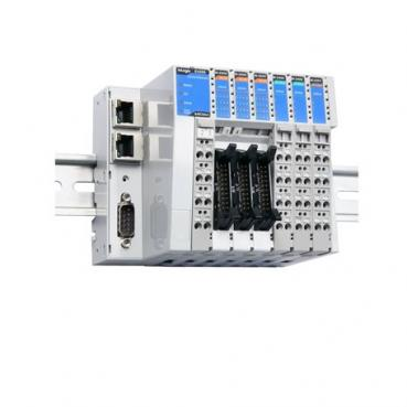 I/O Module, 8DO, Sink, 24VDC, 0.5A, RTB