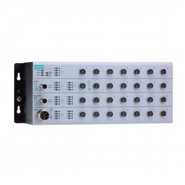 L2 Managed Ethernet switch, 16 * 10/100BaseT(X) with 802.3at PoE+, 2 * 10/100/1