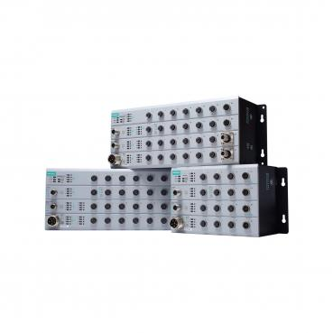 L2 Managed Ethernet switch, 16 * 10/100BaseT(X) with 802.3at PoE+, 4 * 10/100/1