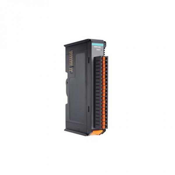 Module for ioThinx 4500 Series, 16 DIs, 24VDC, NPN, -40 to 75°C operating tempe